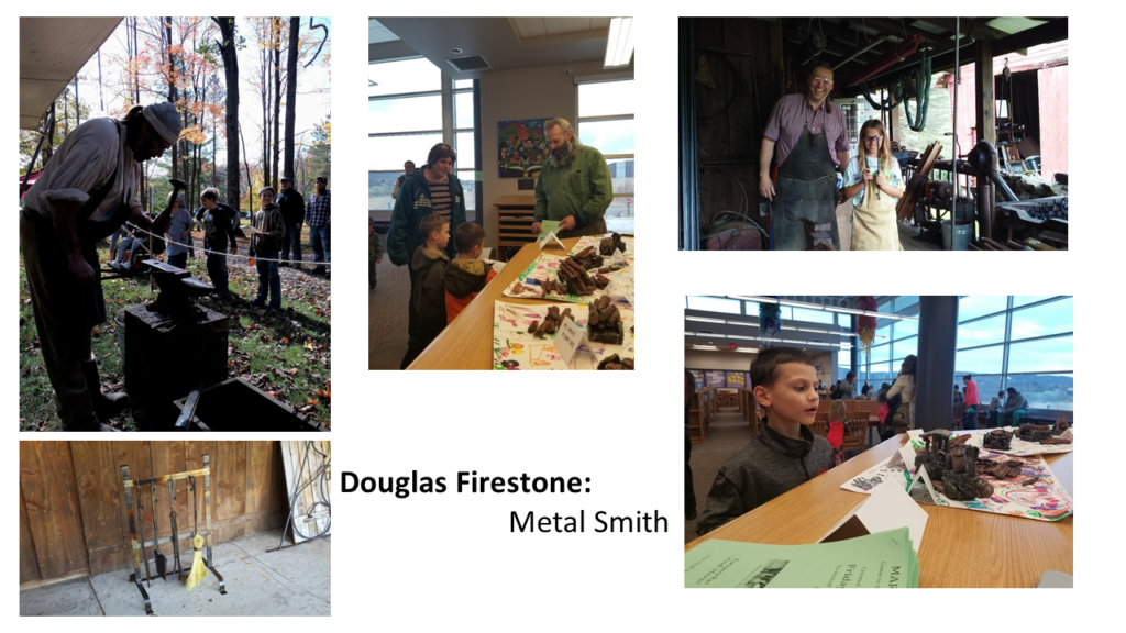 Douglas Firestone: Metal Smith