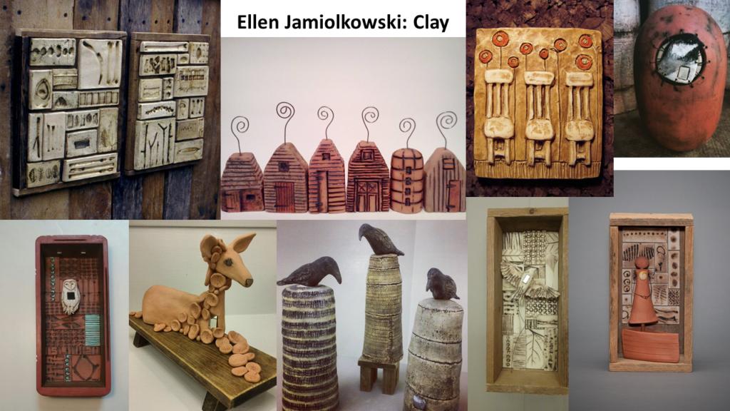Ellen Jamiolkowski: Clay