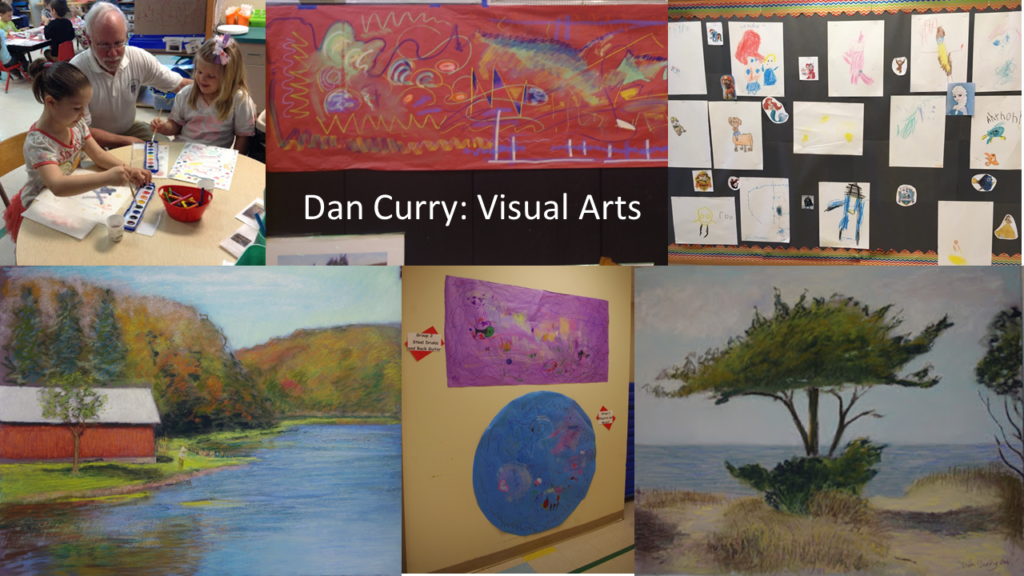 Dan Curry: Visual Arts