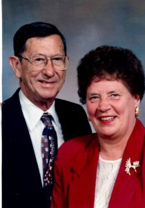 Walter & Beverly Buffington in 1990 Courtesy: Beverly Buffington