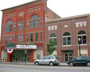 Keystone Theatre at 125